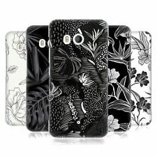 OFFICIAL HAROULITA BLACK AND WHITE 5 HARD BACK CASE FOR HTC PHONES 1