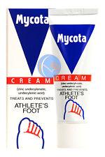 Mycota Athletes Foot Cream 25g- Treatment for Athletes Foot, Antifungal Cream