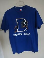 Vtg Durham Bulls 1993 Minor League Baseball Pullover T-Shirt Men L by Swingster
