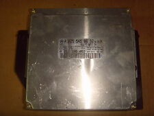 MERCEDES ML 320 W163 ENGINE ECU  A0255458632