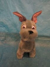 Disney's Lady And The Tramp Scamp Puppy Plush Trouble Grey Disneyland Toy
