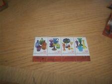 US stamp Scott 3325-28 strip of 4 stamps, MNH