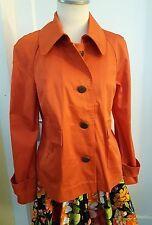 Apart ♡ Damen Blazer Orangerot Größe 38