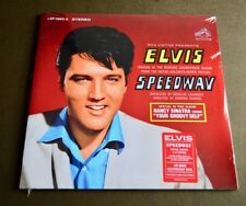 ELVIS PRESLEY Speedway FTD  LP 2017  LTD Vinyl Brand- New! IN STOCK  FREE UK P&P