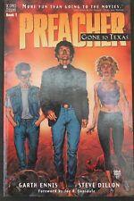 Preacher Vol. 1: Gone to Texas TPB - 19965 DC Comics/Vertigo