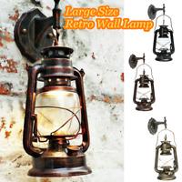 Vintage Retro Christmas Wall Lamp Light Mount Sconce Bar Cafe Home   R