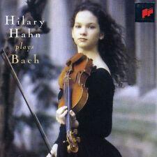 Hilary Hahn - Partitas 2 & 3 / Violin Sonatas 3 [New CD] Germany - Import
