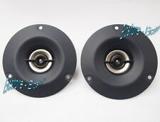SALE!! AUDAX 14mm 94dB Titanium Dome HY014R1 Tweeters Pair - Made in France
