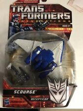 Transformers Generations Classics Universe Scourge Deluxe Class