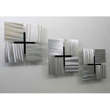 Statements2000 3D Metal Wall Art Accent Modern Sculpture Accent Decor Jon Allen