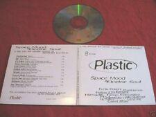 Space Mood & Electric Soul - IMPORT Digipak CD MINT / Cut La Roc  Jake Slazenger