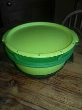 Tupperware Smart Steamer Green 5 piece
