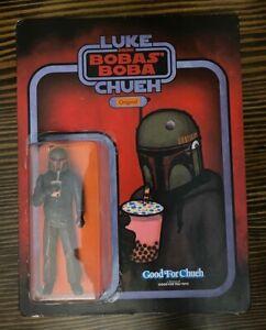 Luke Chueh Boba's Boba - Good For You Toys - Designer Toy Figure Star Wars Fett
