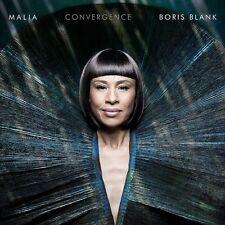 Malia + Boris Blank - Convergence - CD Nuovo Sigillato