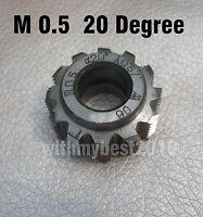 Lot 1pcs HSS Involute Gear Hob M1.25 Bore 22mm 30 Degree PA Class A Gear Cutter