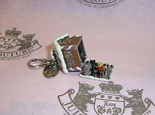 Juicy Couture Gingerbread House Charm use on Bracelet Necklace Bag or Keychain