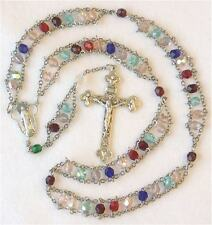 Personalized MOTHERS LADDER ROSARY Beads Unique Special Custom Catholic Gift