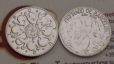 2,5 euro 2016 Portogallo Portugal Figurado de Barcelos Португалия