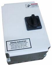 Elimia 80A 80 Amp Disconnect Switch 3 Pole Nema 4X Enclosure DS80LCL UL Listed