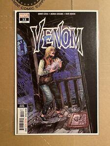 VENOM #12 Second Print Dylan Brock Cates Marvel Comics 2018 🔥Ship Gemini