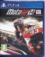 MOTO GP 14  PLAYSTATION 4 NUOVO ITALIANO SIGILLATO