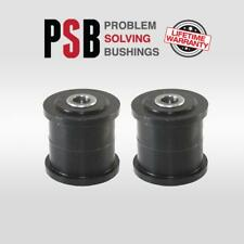 2 x Audi A3 MK1 (96-03) Front Wishbone Front Poly Bushing Forged Arm - PSB 732