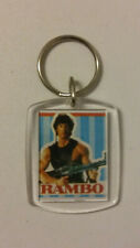 Rambo Sylvester Stallone keychain key chain movie film sleutelhanger vintage 2