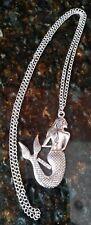 Tone Necklace 1 Laghcat Mermaid Silver