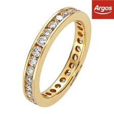 Princess Engagement I1 Fine Diamond Rings