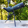Spotting Scope Zoom 25-75X70 Telescope With Tripod For Target Shooting SALE!!