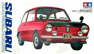 TAMIYA  HARD MINI SUBARU R-2SS 1/18  PLASTIC MODEL CAR KIT NEW IN BOX