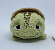 "Disney JAPAN Tsum Tsum Mini Plush 3.5"" Crush Turtle Finding Dory *US SELLER* NWT"
