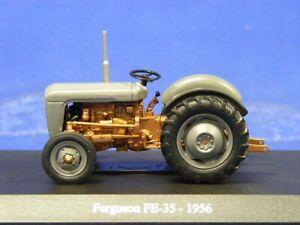 Universal Hobbies 6071 Ferguson 1956 FE35 Tractor 1/43 High Detail Die-cast MIB