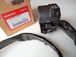 Honda CBR125 Left Switch Indicator Horn Light 2011 - 2020 * GENUINE & UK STOCK *