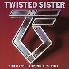 TWISTED SISTER YOU CAN'T STOP ROCK 'N' ROLL  2 CD (Newly Remastered & Expanded)