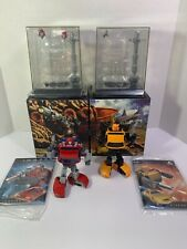Transformers Masterpiece ACE-01 Tumbler and Hiccups 3rd party