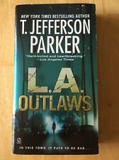 Charlie Hood: L. A. Outlaws 1 by T. Jefferson Parker (2009, Paperback) Good Book