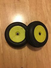 Vintage Tires for 1:10 Truck Front Narrow Tire RC10 #2