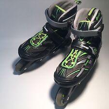 CHICAGO SKATES junior KIDS adjustable inline skate (size 5-8) ABEC-3