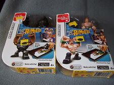 WWE Rumblers Apptivity Figure Pair