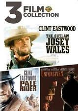 Outlaw Josey Wales / Pale Rider / Unforgiven (2 Dvd) [Edizione: Stati Uniti] New