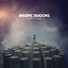 Night Visions [Imagine Dragons] - CD Album Damaged Case