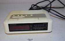 C167 Ancien radio réveil - SONY - 1980