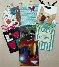 "Gift Bag Medium- Choose from 7 options abt. 7 3/4"" x 9 3/4""- Hallmark+ NEW (B53)"