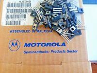 25 Pieces | MJE340 | Plastic Power NPN Silicon Transistor New Original MOTOROLA