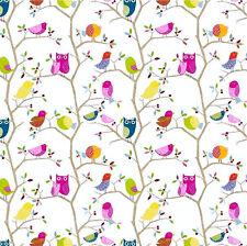 3 hojas de papel tapiz de Casa de Muñecas Escala 1/12th #312 Papel de Calidad de aves