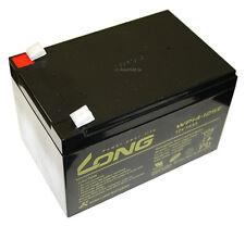 12V 14Ah Pb Akku ZYKLENFEST Batterie Bleigel Elektromobil Invacare Colibri Accu