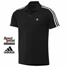 Adidas Essentials 3 Stripes Polo Shirt Unisex Polo Hemd Climalite M Neu Ovp WOW