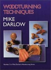 Woodturning Techniques Vol. 3 by Mike Darlow (NEW)