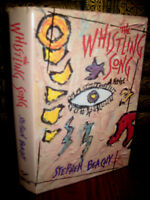 1st Edition The Whistling Song Stephen Beachy First Printing Fiction Novel